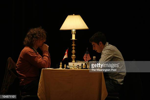 December 28 2006 CREDIT Carol Guzy/ TWP Washington DC The Pan Am National collegiate chess tournament being held this year at the Renaissance Hotel...