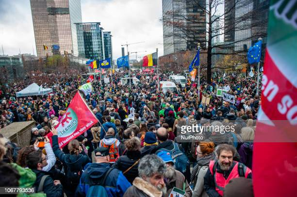 December 2nd Brussels A huge national march called Claim the Climate took place in Brussels the first Sunday of December Around 75000 protesters...