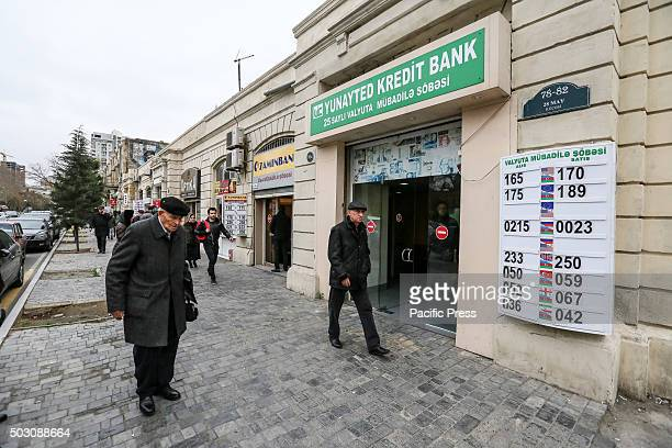 December 30 the scoreboards of the exchangers showed a new course the purchase of the US dollar was at 16 manat and the sale at 17 manat