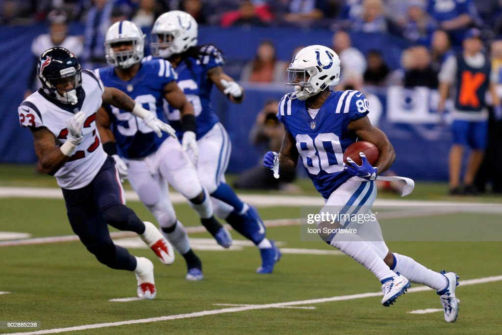 NFL: DEC 31 Texans at Colts : News Photo