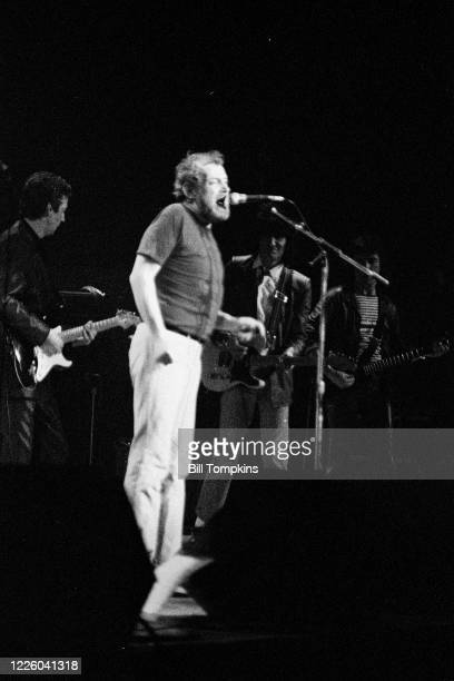 MANDATORY CREDIT Bill Tompkins/Getty Images Joe Cocker performs during the ARMS Charity Concerts which were a series of charitable rock concerts in...