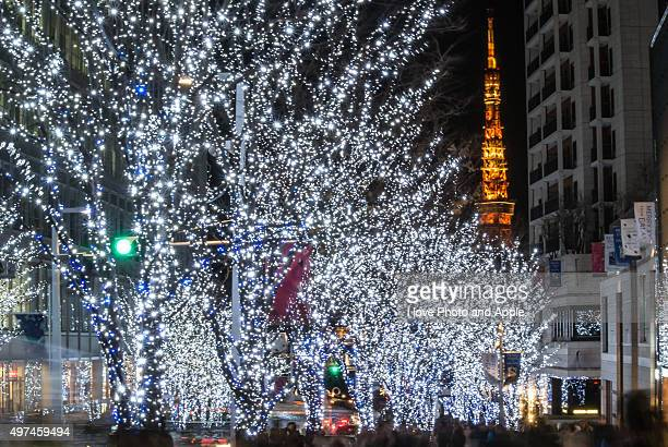 December in Roppongi