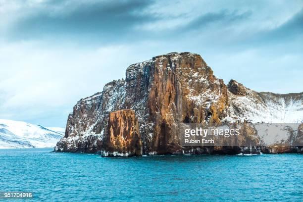Deception Island landscape