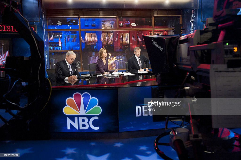 NBC Nightly News with Brian Williams : News Photo