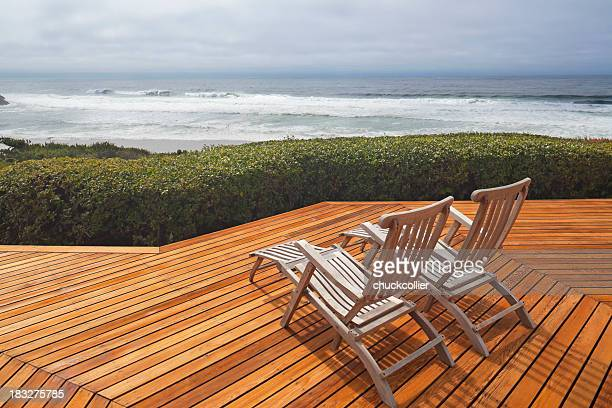 Deck with Ocean View
