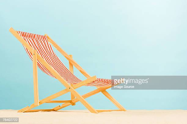 deckchair - deck chair stock pictures, royalty-free photos & images