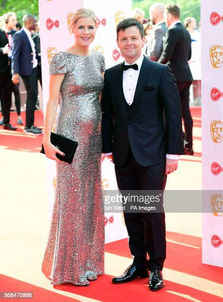 Declan Donnelly and Ali Astall attending the Virgin TV British Academy Television Awards 2018 held at the Royal Festival Hall Southbank Centre London