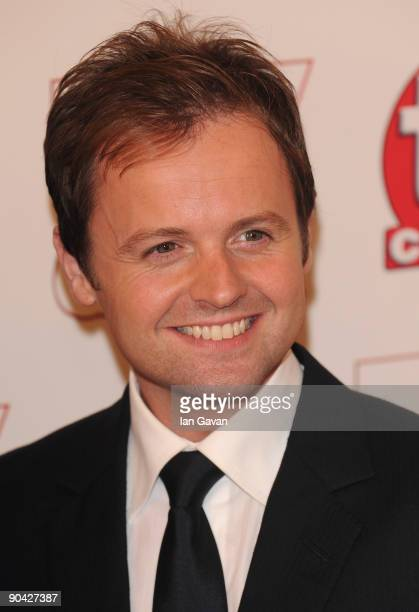 Declan Donnelly attend the TV Quick Tv Choice Awards at The Dorchester on September 7 2009 in London England