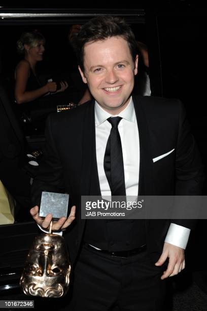 Declan Donnelly attends the after party for the Philips British Academy Television awards at Natural History Museum on June 6 2010 in London England