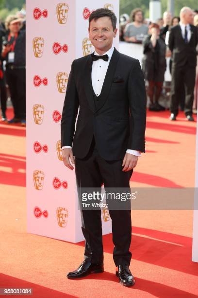 Declan Donnelly attends the Virgin TV British Academy Television Awards at The Royal Festival Hall on May 13 2018 in London England
