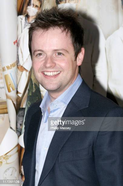Declan Donnelly during Alien Autopsy Dublin Premiere Arrivals at Cineworld in Dublin Ireland