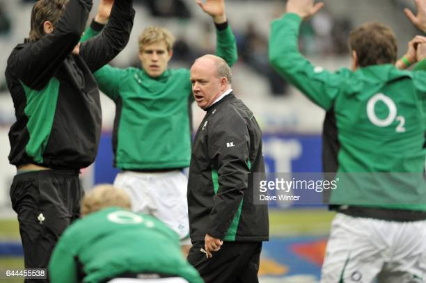 Declan KIDNEY France / Irlande Tournoi des 6 Nations 2010 Stade de France Photo Dave Winter / Icon Sport