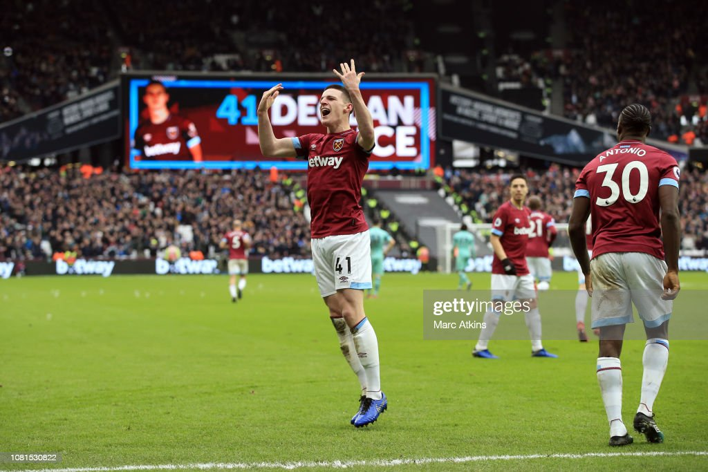 West Ham United v Arsenal FC - Premier League : News Photo