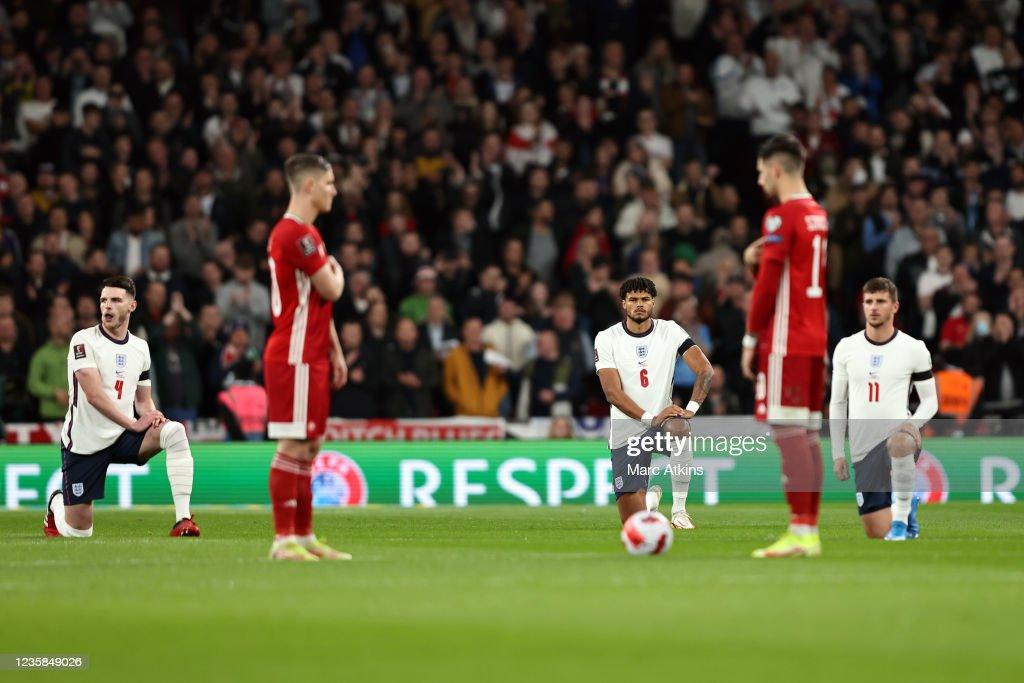 England v Hungary - 2022 FIFA World Cup Qualifier : News Photo