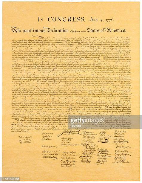 Declaration of Indepedence