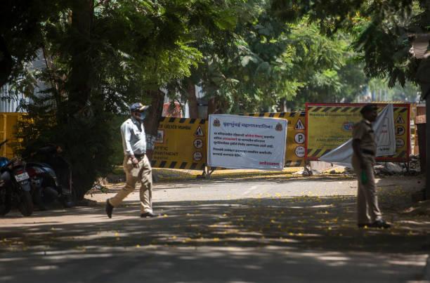 IND: BMC Declares Mumbai's Dharavi As Covid-19 Containment Zone Area