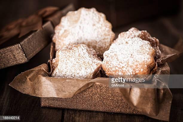 Die Urlaub Weihnachten Kekse und Gebäck