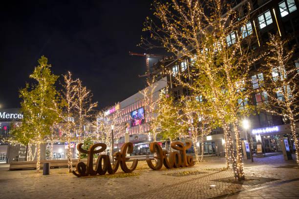 DEU: Corona Looms Over Coming Christmas As Infection Rates Remain High