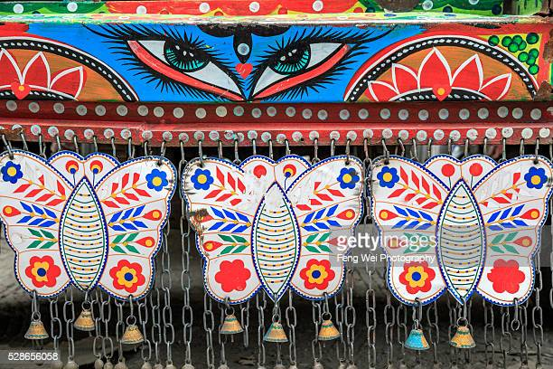 Decorated Truck, Gilgit-Baltistan, Pakistan