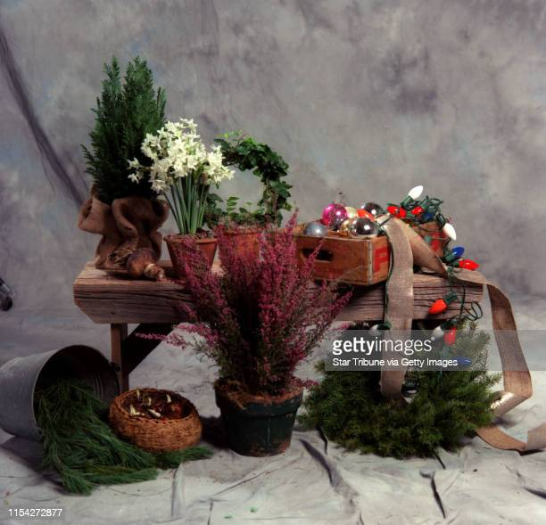 Decorating for the holidays HG20 Running Nov 20 1997 Captions to come later