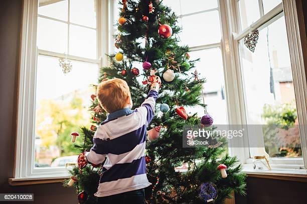 Decorare l'albero
