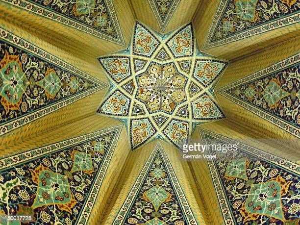 Decoration and Islamic pattern design