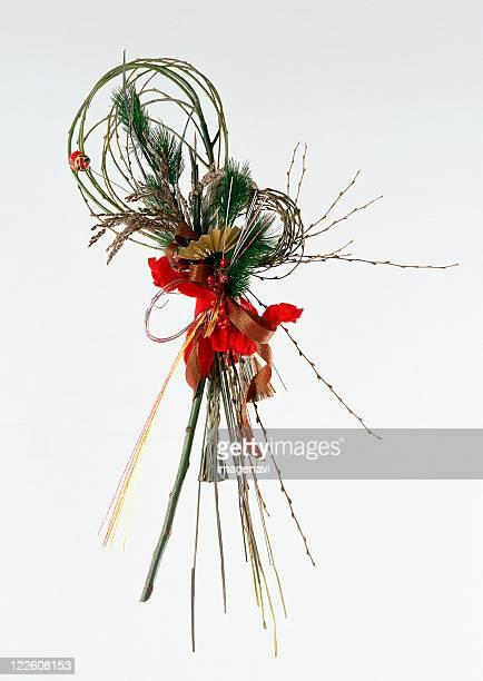 Decoration of Straw Rope