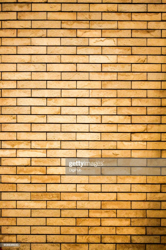Decorative Brick Wall Texture Stock Photo | Getty Images