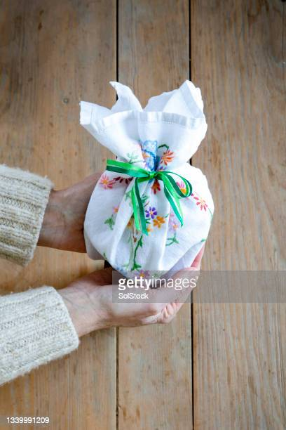 a decorative gift - needlecraft stock pictures, royalty-free photos & images