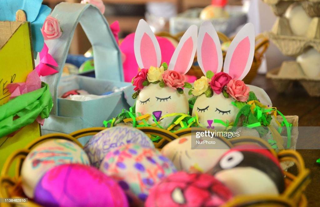 IND: Easter Egg In Nagaland