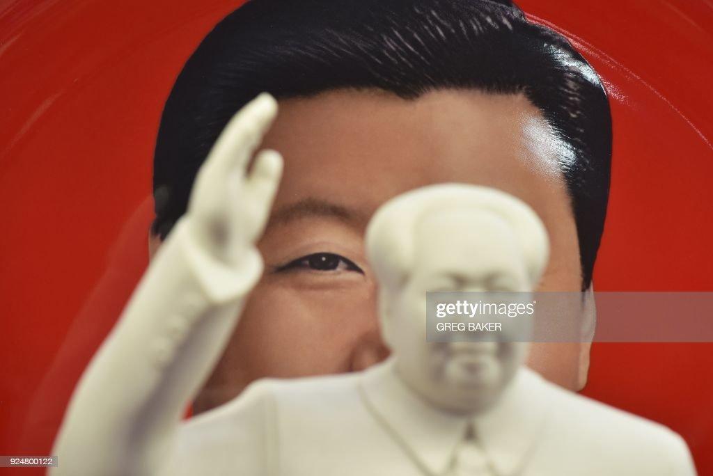 TOPSHOT-CHINA-POLITICS : News Photo
