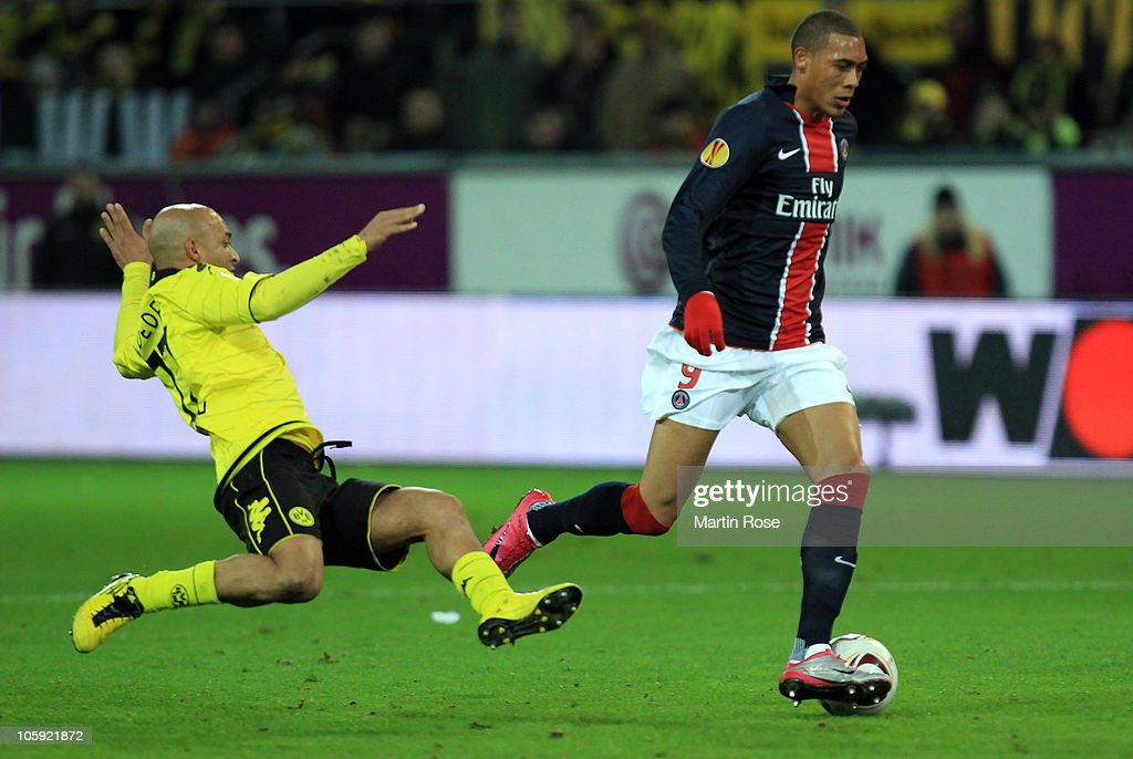 Borussia Dortmund v Paris Saint Germain - UEFA Europa League