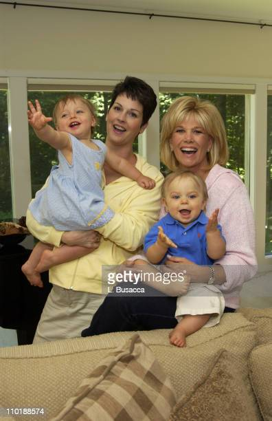 Dedorah Bolig Surrogate Mother of Twins Kate and Max Konigsberg With Joan Lunden