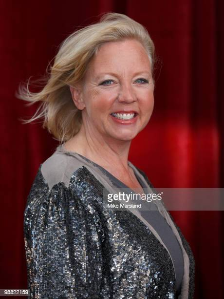 Dedorah Meaden attends 'An Audience With Michael Buble' at The London Studios on May 3, 2010 in London, England.