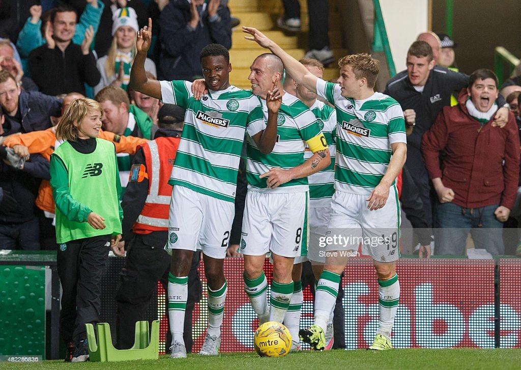 Celtic v Qarabag - UEFA Champions League: Third Qualifying Round 1st Leg : News Photo