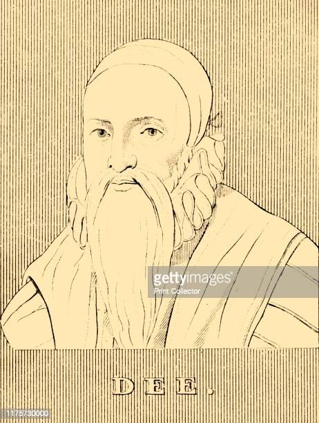 Dee' 1830 John Dee English/Welsh mathematician astronomer astrologer occult philosopher and advisor to Queen Elizabeth I From Biographical...