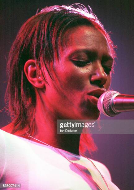Dee C Lee performing on stage at London 1996 Possibly The Forum date unknown