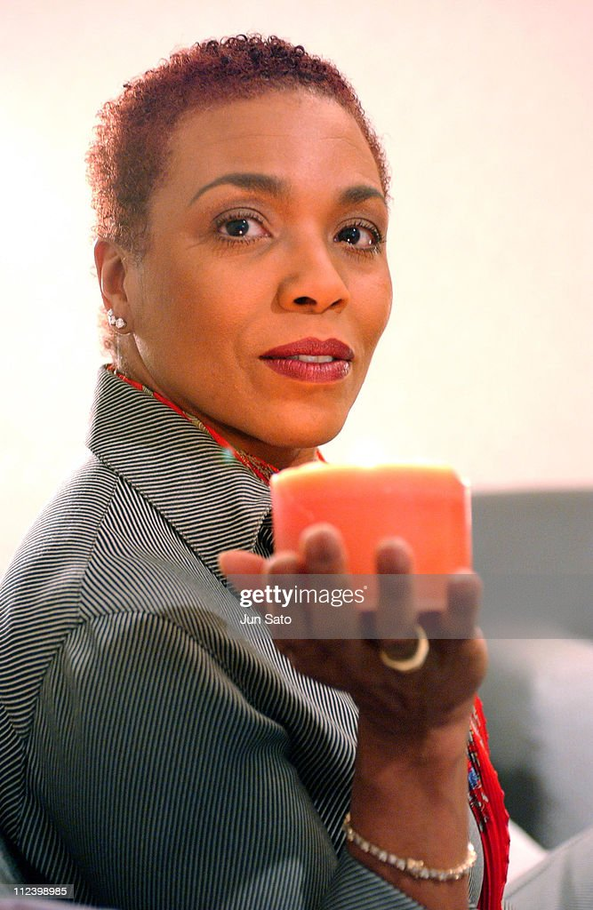 Dee Dee Bridgewater Christmas Portrait Session