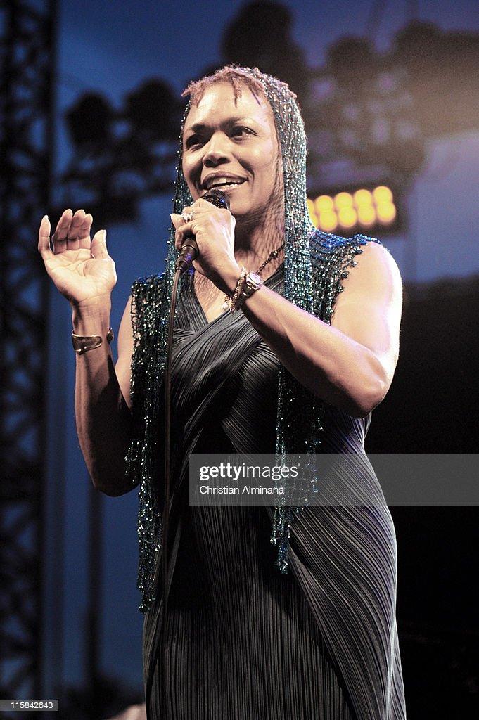 "Nice Jazz Festival 2004 - Day 3 - Dee Dee Bridgewater and David Sanchez ""Latin"