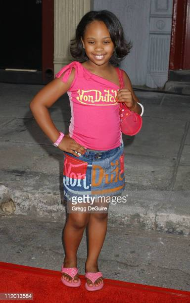 Dee Dee Davis during 2004 Fox AllStar Party at 20th Century Fox Studios in Los Angeles California United States