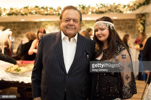 Dee Dee Sorvino and Paul Sorvino attend The Thalians Hollywood for Mental Health Holiday Party 2017 at the Bel Air Country Club on December 09 2017...