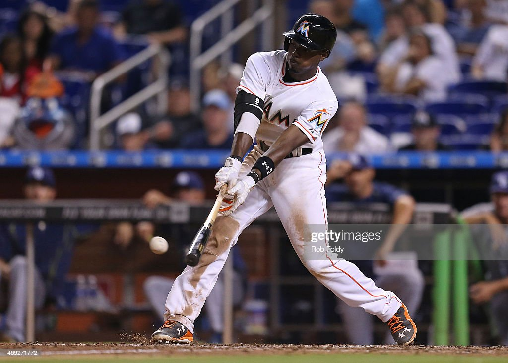 Tampa Bay Rays v Miami Marlins : News Photo