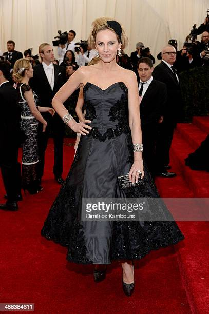 Dee Hilfiger attends the Charles James Beyond Fashion Costume Institute Gala at the Metropolitan Museum of Art on May 5 2014 in New York City