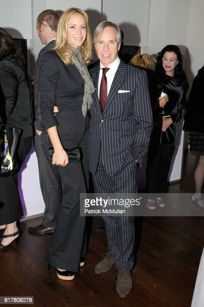 87ce90ed8 Dee Ocleppo and Tommy Hilfiger attend CFDA 2010 New Members Party hosted by VERA  WANG at