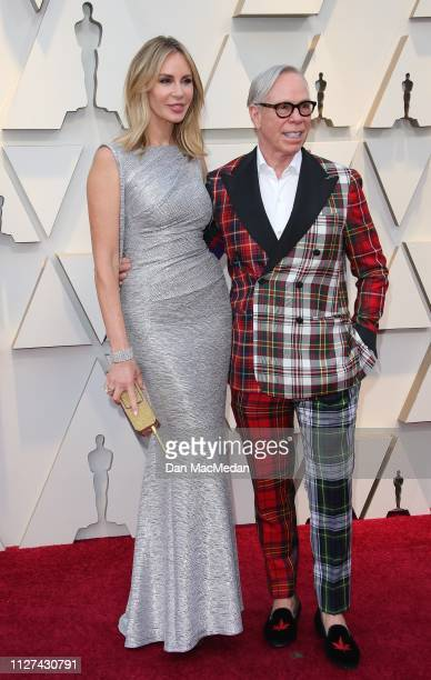 Dee Ocleppo and Tommy Hilfiger attend the 91st Annual Academy Awards at Hollywood and Highland on February 24 2019 in Hollywood California