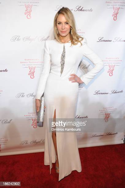 Dee Ocleppo attends Gabrielle's Angel Foundation Hosts Angel Ball 2013 at Cipriani Wall Street on October 29 2013 in New York City
