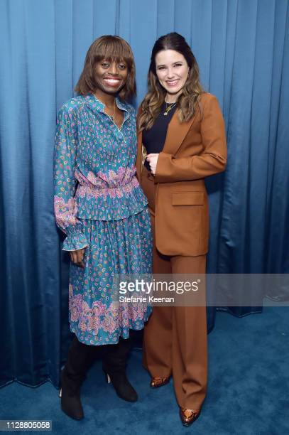 Dee Poku and Sophia Bush attend Woman Made on March 5, 2019 in Beverly Hills, California.