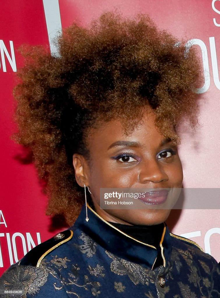 Dee Rees attends SAG-AFTRA Foundation's conversations and screening of 'Mudbound' at SAG-AFTRA Foundation Screening Room on December 2, 2017 in Los Angeles, California.