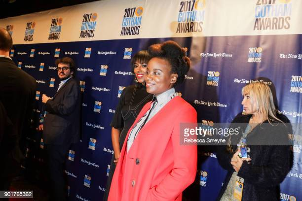 Dee Rees attends the 2017 IFP Gotham Awards at Cipriani Wall Street on November 27 2017 in New York NY