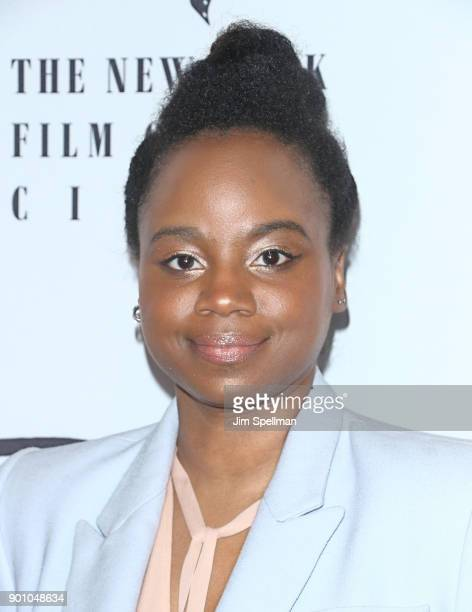 Dee Rees attends the 2017 New York Film Critics Awards at TAO Downtown on January 3 2018 in New York City